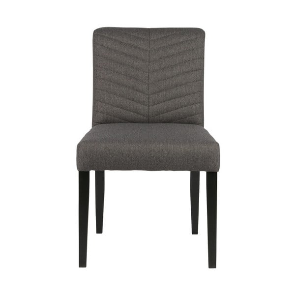 Sada 2 šedých židlí De Eekhoorn Keet