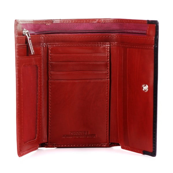 Kožená peněženka Tirreni Puccini