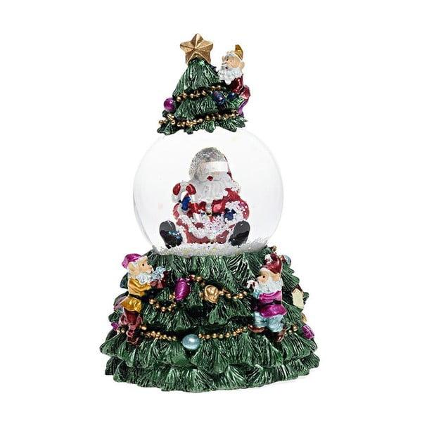 Sněžítko Santa and Music
