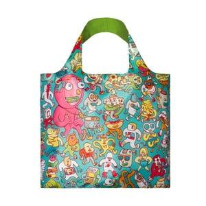 Skládací nákupní taška Folks