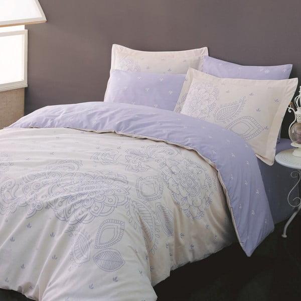 Lenjerie de pat cu cearșaf Maharaja, 200x220 cm