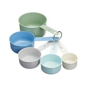 Sada 5 barevných odměrek Kitchen Craft
