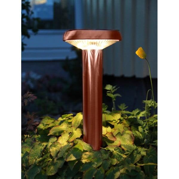 Zahradní světlo Solar Energy Path Light Umbrella Rose