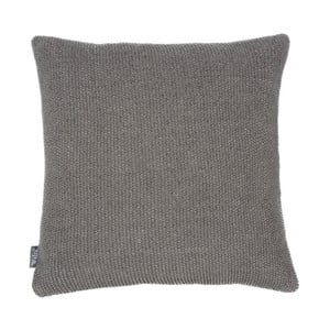 Hnědý polštář Walra Bauke, 45 x 45 cm