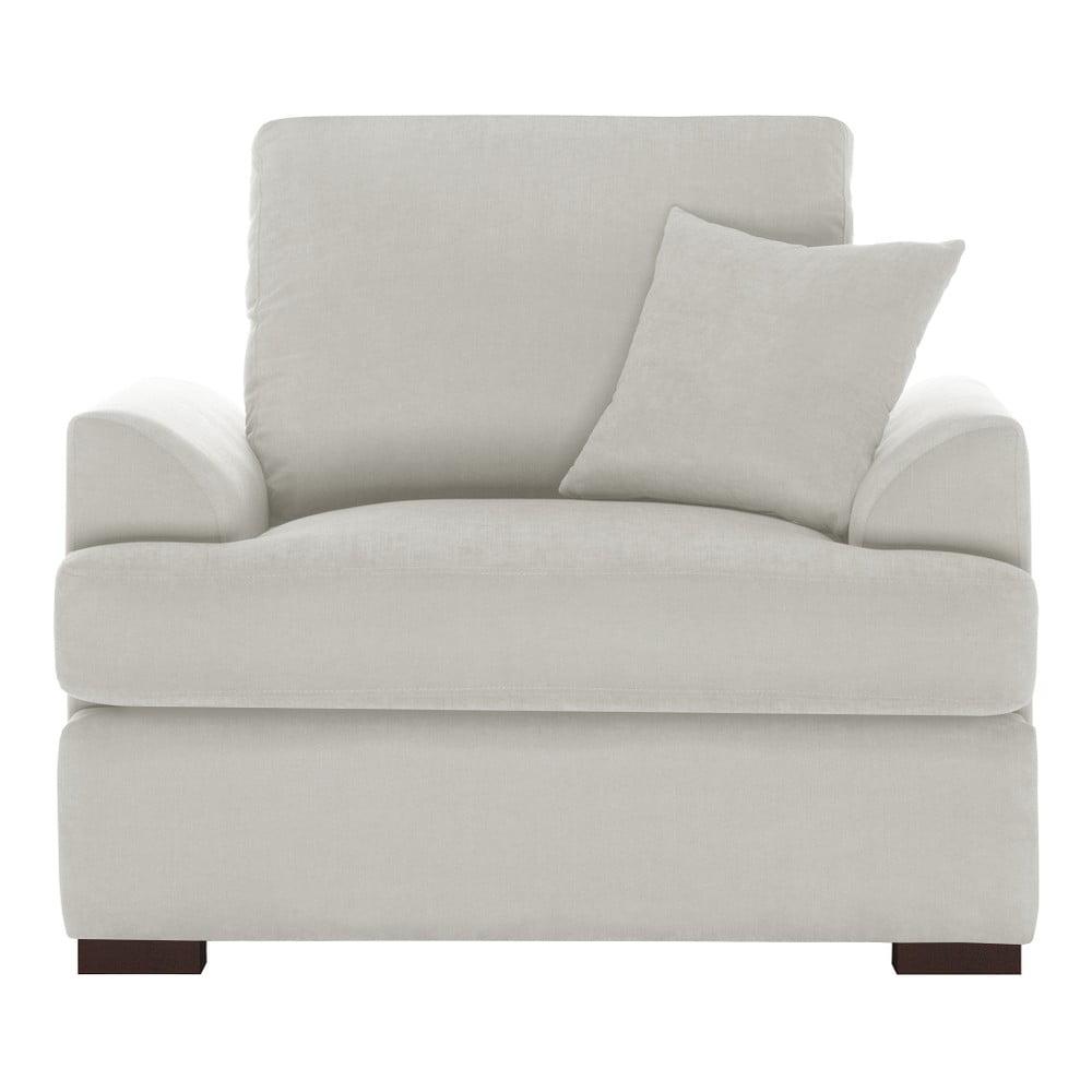 fotoliu jalouse maison irina crem bonami. Black Bedroom Furniture Sets. Home Design Ideas