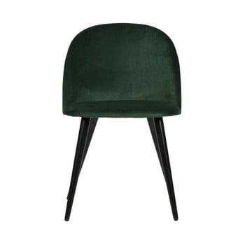 Set 2 scaune WOOOD Fay, verde închis de la WOOOD