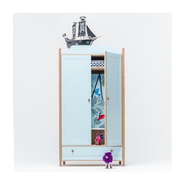 Dětská šatní skříň Sofia
