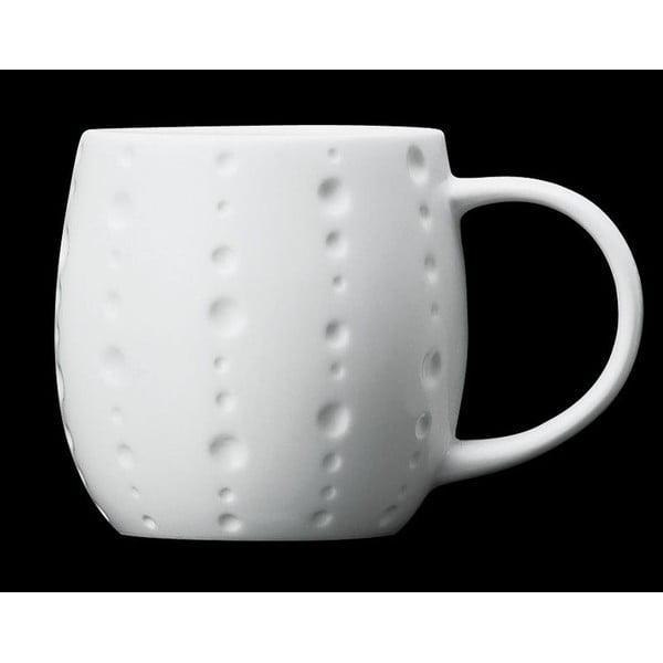 Hrnek z kostního porcelánu Plum Bubble