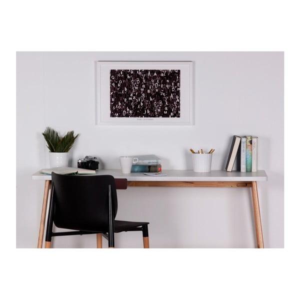 Obraz sømcasa Letter, 60 x 40 cm