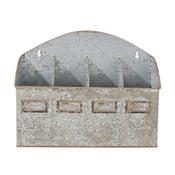 Úložný kovový box Clayre & Eef, 34 x 27 cm