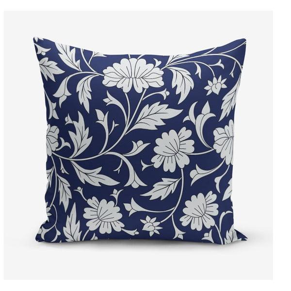 Povlak na polštář s příměsí bavlny Minimalist Cushion Covers Flora, 45 x 45 cm