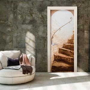 Tapet pentru ușă în rolă Bimago A Secret Place, 80 x 210 cm