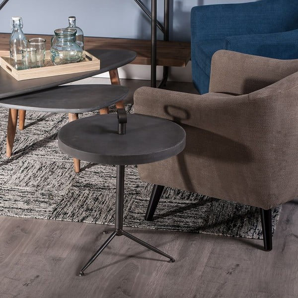 Odkládací stolek Vintage, 50x50x63 cm