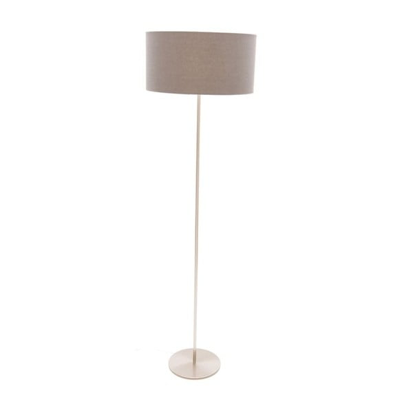 Stojací lampa Memphis Satin/Brown