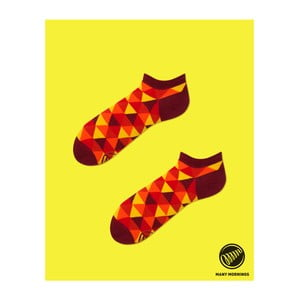 Ponožky Many Mornings Flame Triangle, vel. 43/46