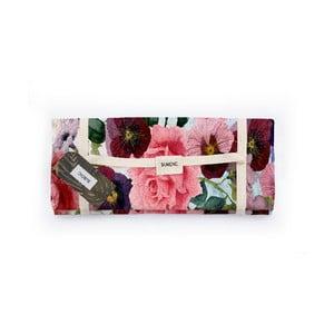 Pikniková deka Surdic Manta Picnic Flowers s motivem květin, 170 cm