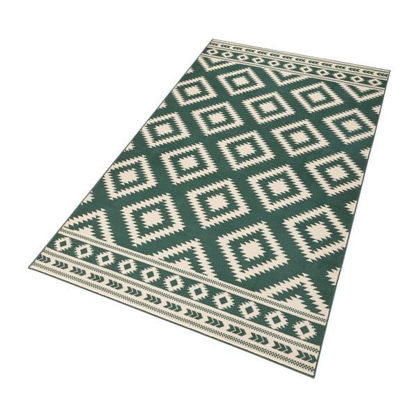 Zelený koberec Hanse Home Gloria Ethno, 120x170cm