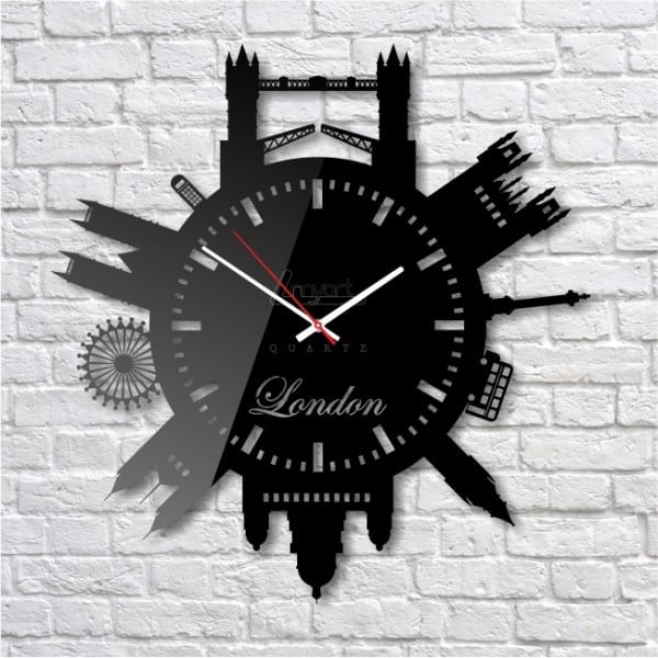 Nástěnné hodiny London England