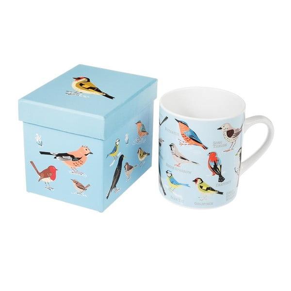 Cană cadou în cutiuță Rex London Garden Birds