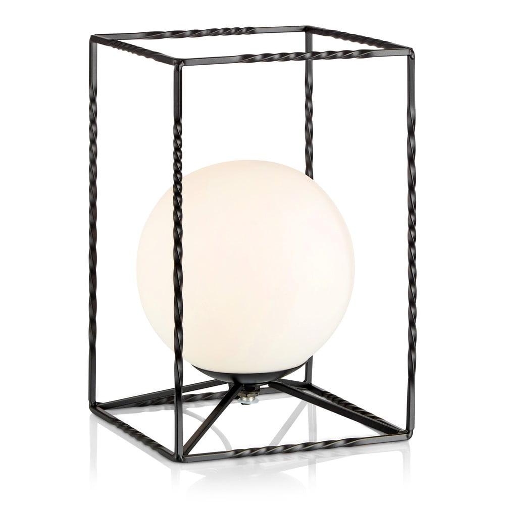 Černá stolní lampa Markslöjd Eve Table Black
