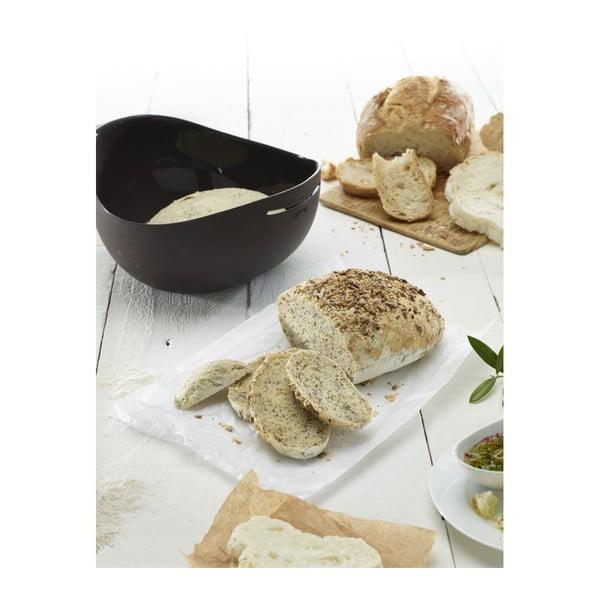 Silikonová forma na přípravu chleba se stěrkou