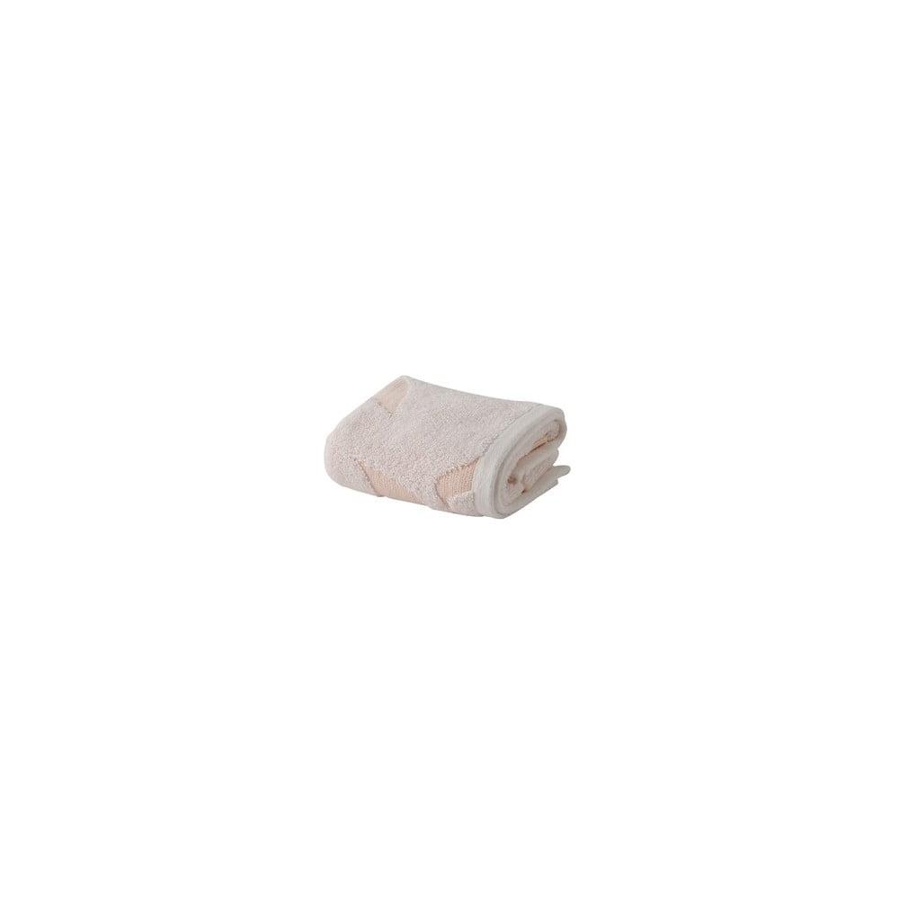 Světle růžový ručník z bavlny Bella Maison Camilla, 30 x 50 cm