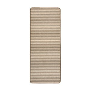 Covor Hanse Home Stripes, 80 x 200 cm, gri - maro