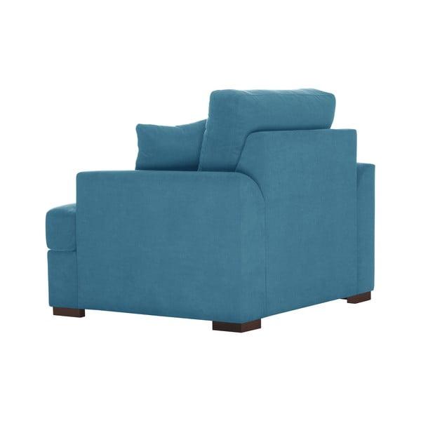 Křeslo Jalouse Maison Irina, modré