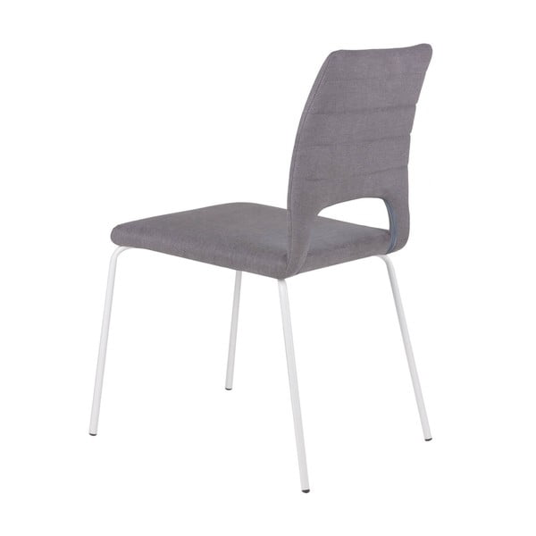 Set 4 scaune sømcasa Lena, gri