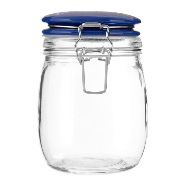 Borcan din sticlă Premier Housewares Pretty Things, 750ml