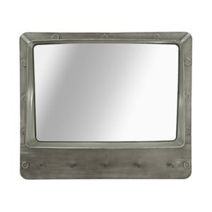 Nástěnné zrcadlo s úložným prostorem Mauro Ferretti Bolt, 70 x 60 cm