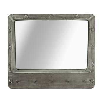 Oglindă de perete cu spațiu pentru depozitare Mauro Ferretti Bolt, 70 x 60 cm de la Mauro Ferretti