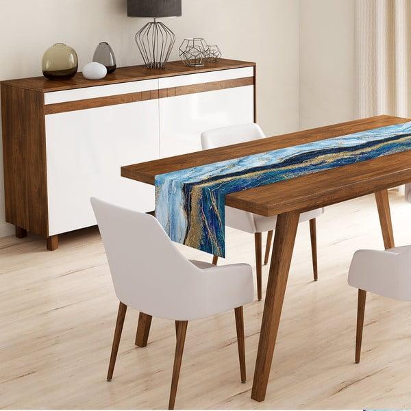 Napron din microfibră pentru masă Minimalist Cushion Covers Nasto, 45 x 145 cm