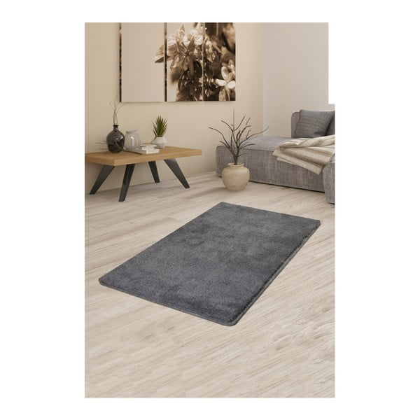 Šedý koberec Milano, 120x70cm