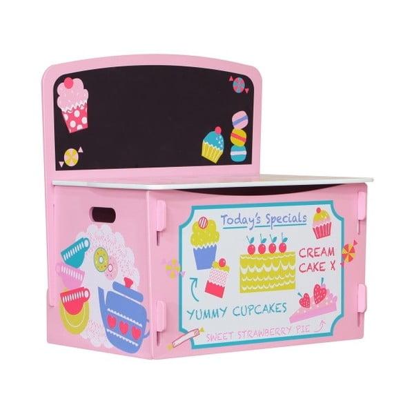 Box na hračky Patisserie