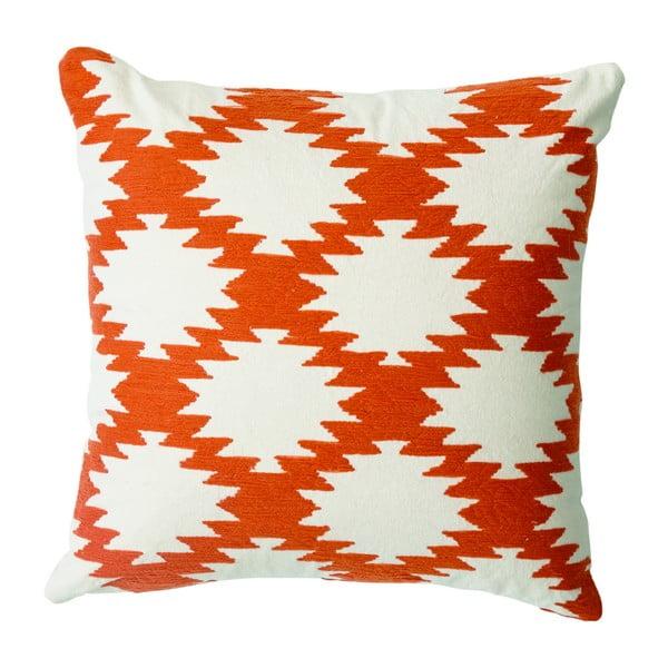 Povlak na polštář Linden Orange, 45x45 cm