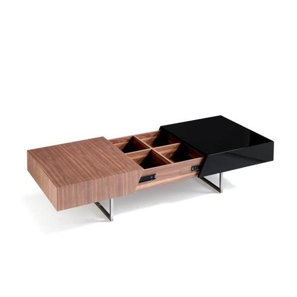 Rozkládací konferenční stolek z ořechového dřeva Ángel Cerdá Arnaldo
