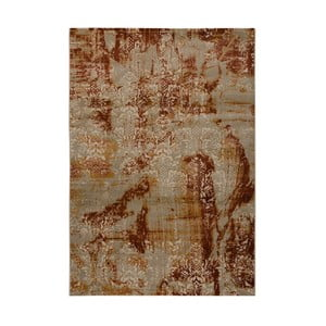 Koberec Galata 39023A Beige/Brick, 160x230 cm