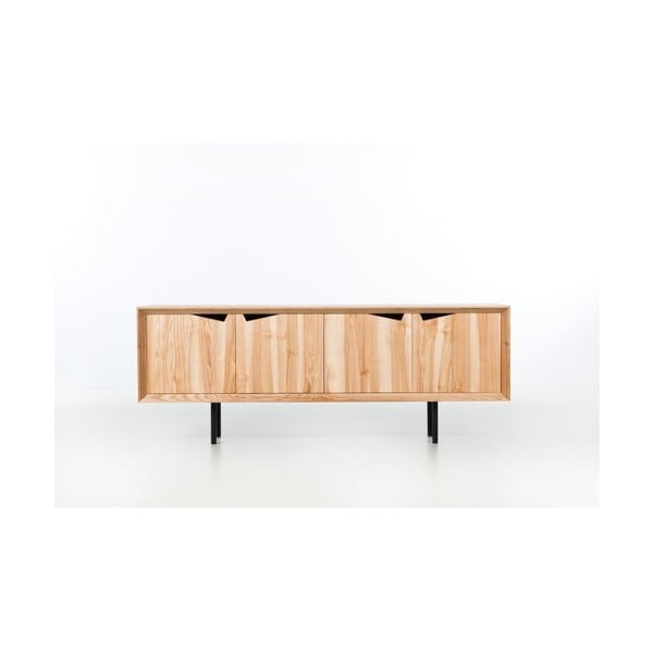 Komoda z olejovaného jaseňového dreva Mazzivo 8.1