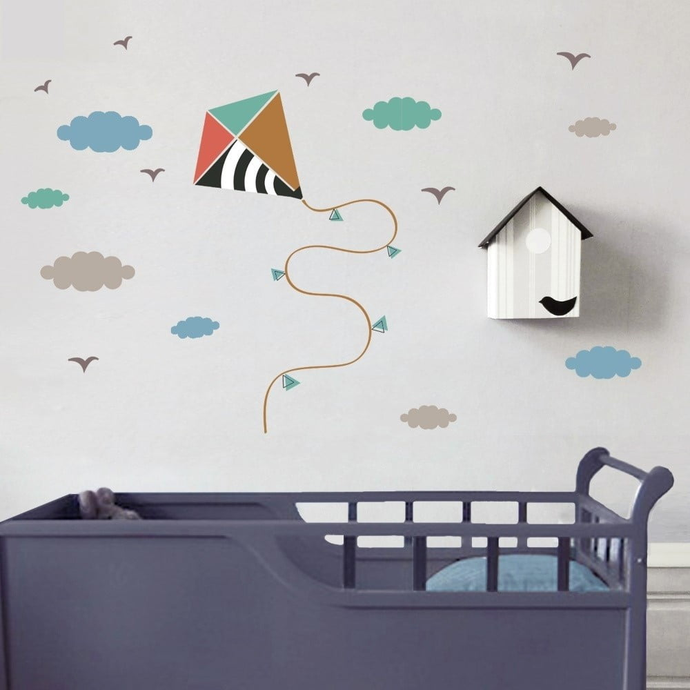 Nástěnné samolepky Art For Kids Kite