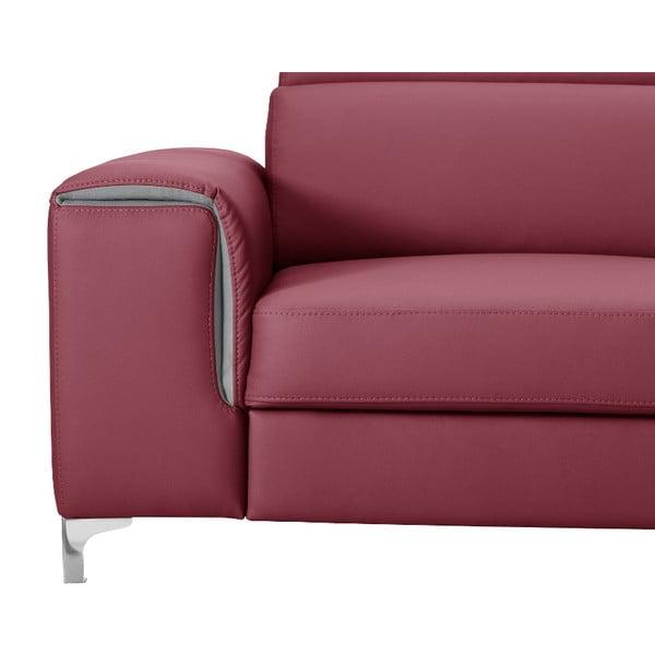 Růžová pohovka Modernist Backstage