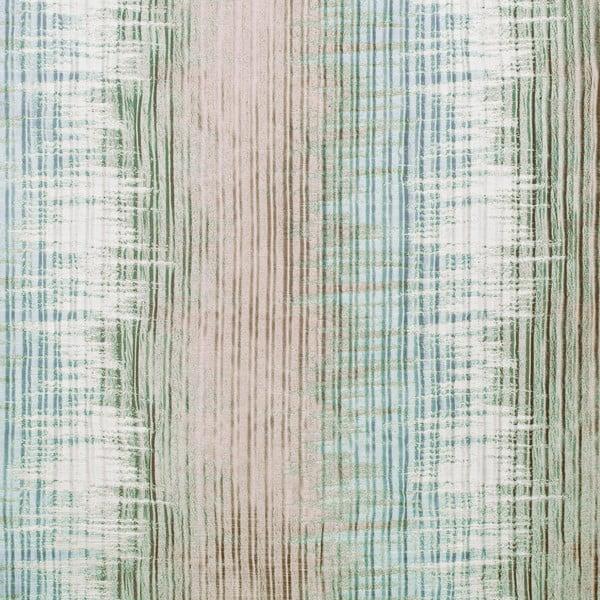 Závěs Zaza Turquoise, 135x270 cm