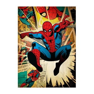 Poster Marvel Silver Age - Spiderman