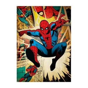 Nástěnná cedule Marvel Silver Age - Spiderman