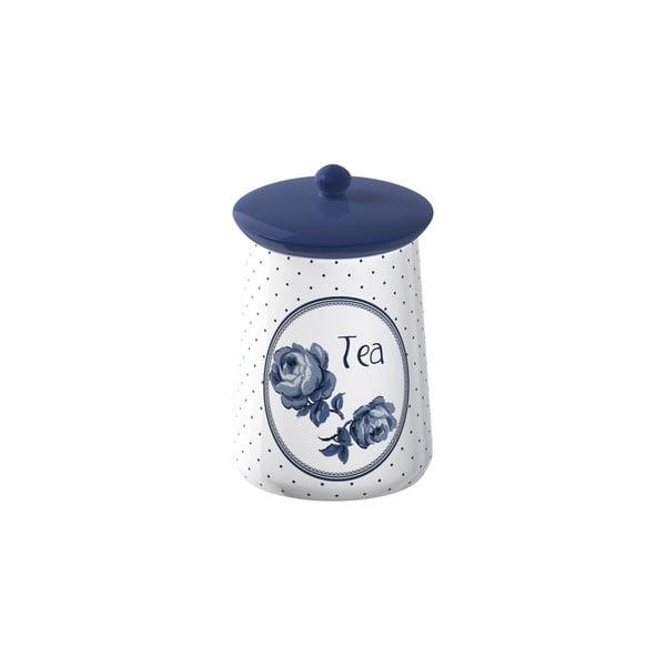 Porcelánová dóza na čaj Creative Tops Vintage Indigo