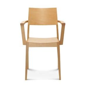 Dřevěná židle Fameg Sanne