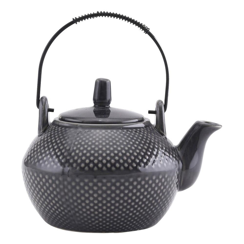 Černá konvička na čaj A Simple Mess Aia