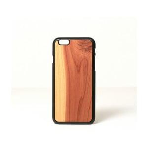 Dřevěný kryt na iPhone 6, cedr