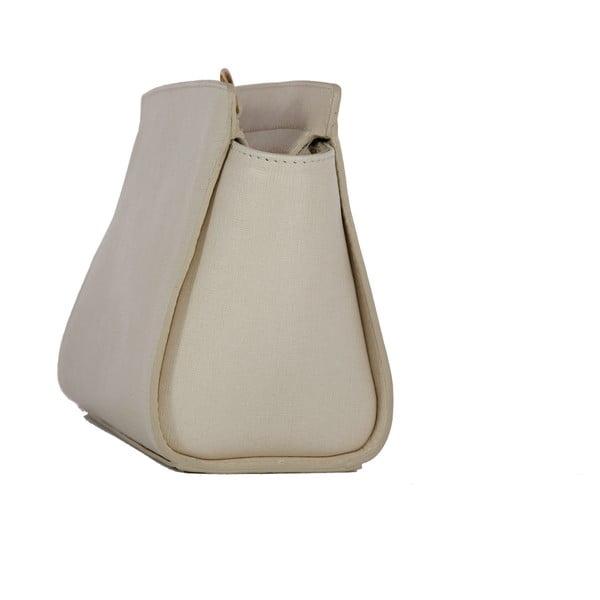 Kožená kabelka Andrea Cardone 2022 Beige