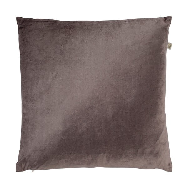 Polštář Krone Dark Grey, 45x45 cm